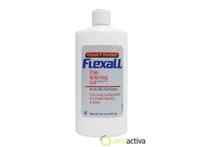 GEL FLEXALL-454  3600 ml. REF. 317