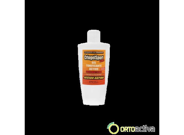 CRIOGEL SPORT PLUS CALOR 250 ml. REF. 640