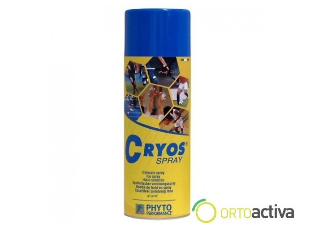 FRIO EN SPRAY CRYOS 400 ml. REF. 301