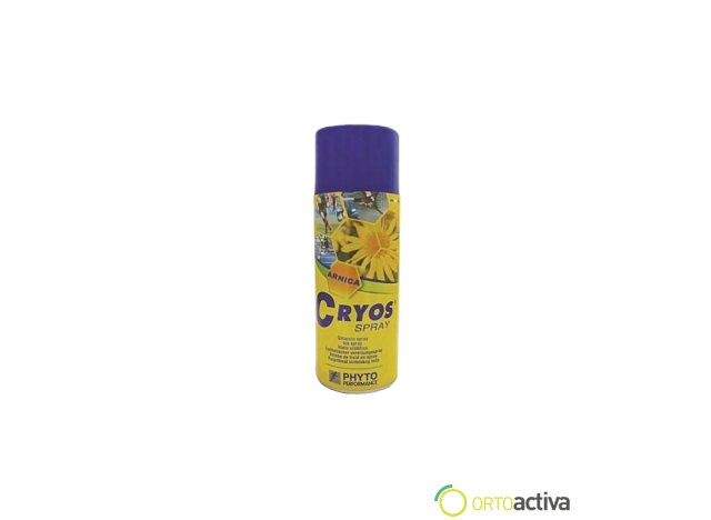 FRIO EN SPRAY CRYOS 400 ml. CON ARNICA REF.341