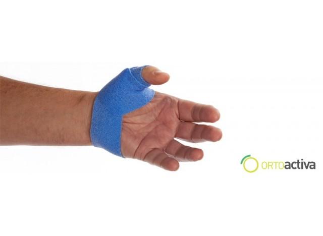 ORFICAST BLUE 6 cms. 1 ROLLO 3 m. REF: 4032