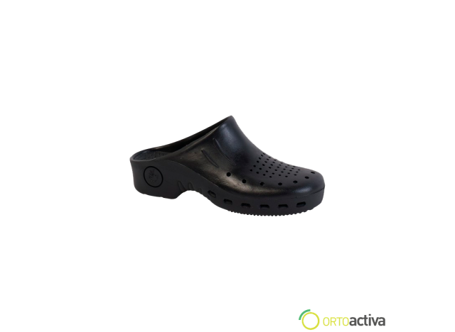 ZUECO COLORS NEGRO 241 Nº 40-41