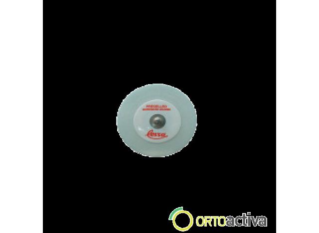 ELECTRODOS ECG BOTON DESECHABLES ADULTO PAPEL (TNT)