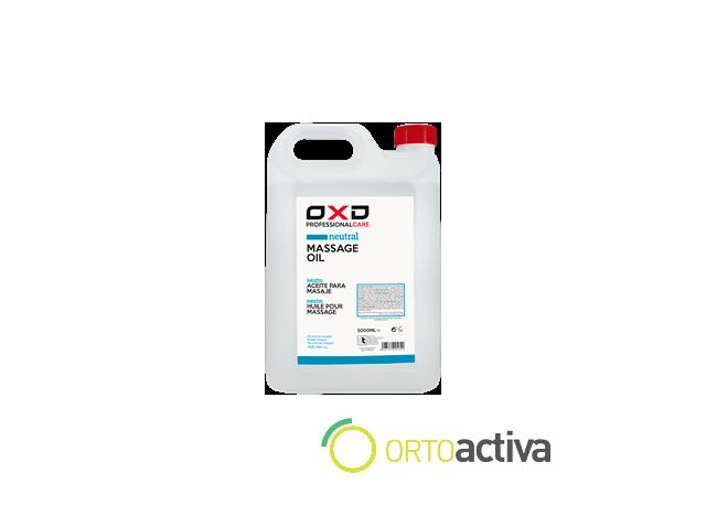 ACEITE NEUTRO PARA MASAJE OXD 5000 ml. REF. TFA01