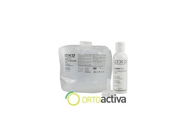 GEL ULTRASONIDOS 5000 ml. TRANSPARENTE ECO-GEL (garrafa flexible)