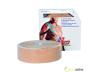 VENDAJE KINESIOLOGY BB TAPE BEIGE 2,5 x 5 m.
