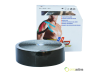 VENDAJE KINESIOLOGY BB TAPE NEGRO 2,5 x 5 m.