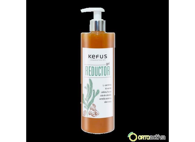 GEL REDUCTOR KEFUS 500 ml. REF. 800