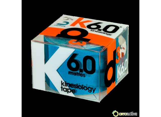 VENDAJE KINESIOLOGY D3 K6.0 AZUL MARINO 5 x 6
