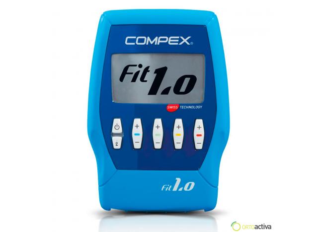 ELECTROESTIMULADOR TENS COMPEX FIT 1.0