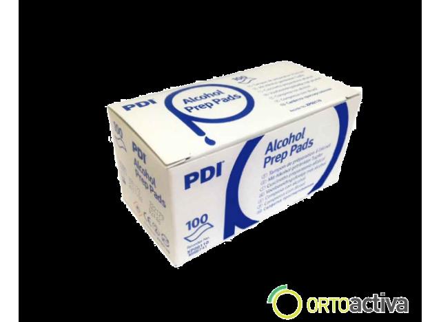 TOALLITA ANTISEPTICA DE ALCOHOL PDI REF. 152013