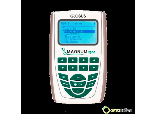 EQUIPO DE MAGNETOTERAPIA GLOBUS MAGNUM 2500