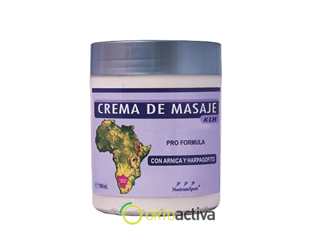 CREMA DE MASAJE KLH ARNICA-HARPAGOFITO 500 ml REF 1582