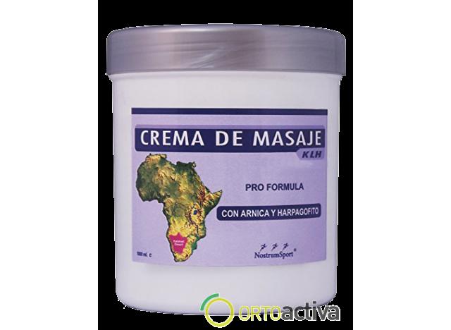 CREMA DE MASAJE KLH ARNICA-HARPAGOFITO 1000 ml REF 903