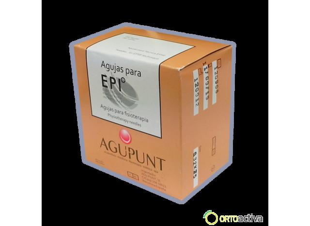 AGUJA DE EPI AGUPUNT  0,16 x 25 200 unid A1009DE 1013