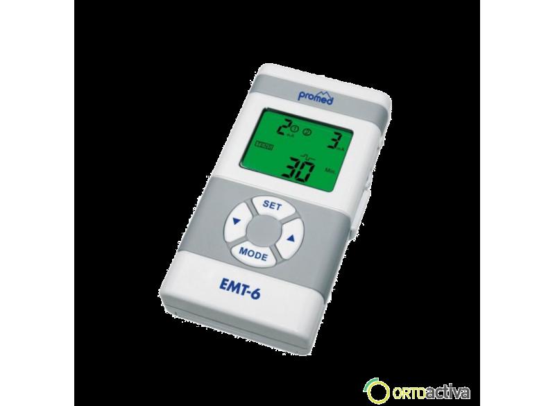 ELECTROESTIMULADOR TENS-EMS EMT-6 1020