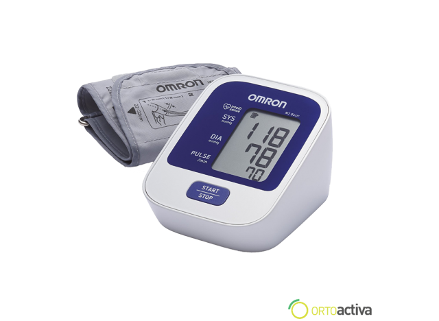 TENSIOMETRO DIGITAL OMRON BRAZO M2 BASIC 1072