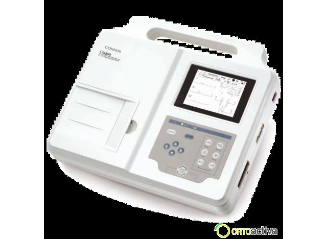 ELECTROCARDIOGRAFO CM300 3 CANALES CON INTERPRETACION
