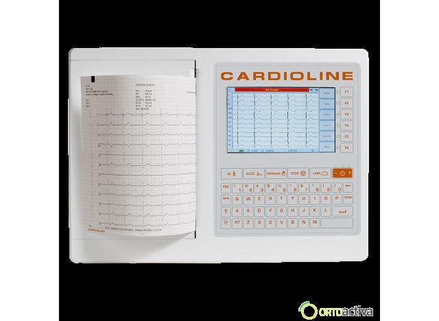 ELECTROCARDIOGRAFO CARDIOLINE 200S 12 CANALES