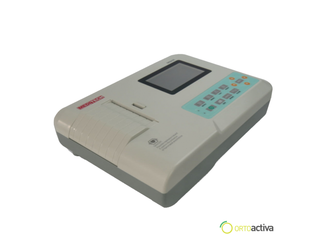 ELECTROCARDIOGRAFO MEDITECH 312T 3 CANALES