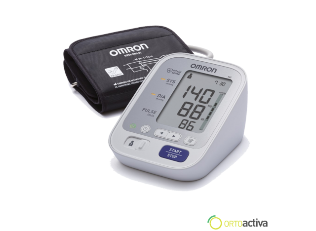 TENSIOMETRO DIGITAL OMRON BRAZO M3 1072