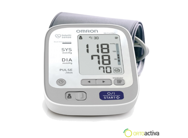 TENSIOMETRO DIGITAL OMRON BRAZO M6 1072