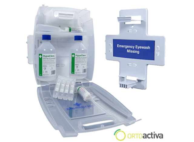 "KIT DE LAVADO OCULAR DE EMERGENCIA ""ADR"" EYE WASH"