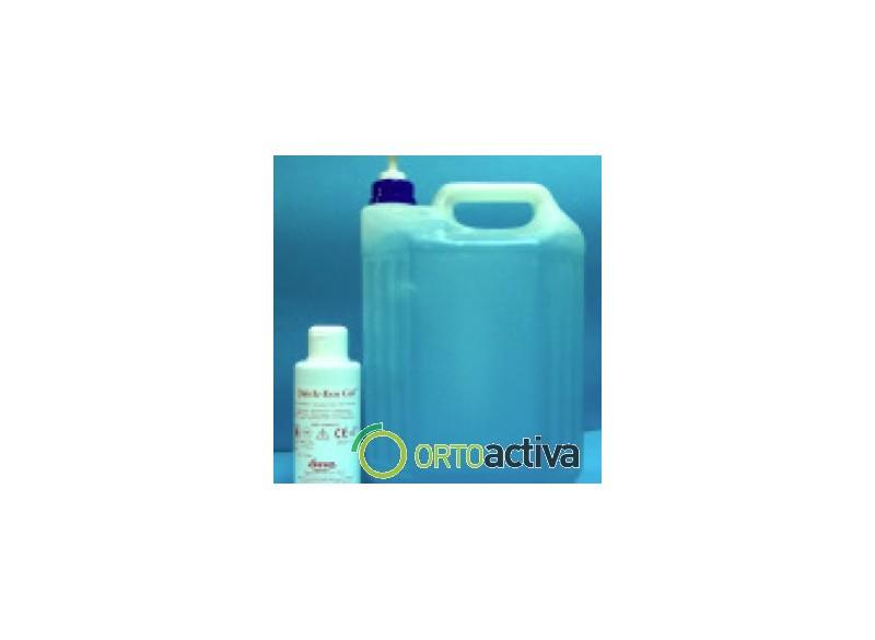 GEL ULTRASONIDOS 5000 ml. AZUL ECO-GEL (garrafa rigida)