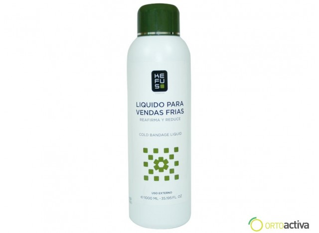 LIQUIDO VENDAS FRIAS 1000 ml. REF.964