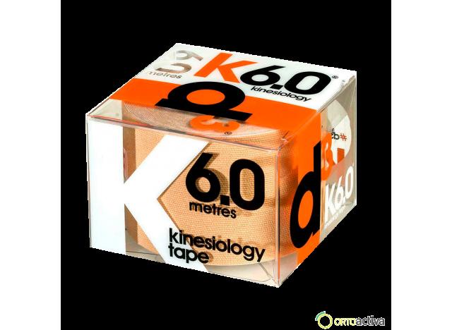 VENDAJE KINESIOLOGY D3 K6.0 BEIGE 5 x 6