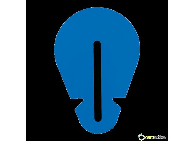 ELECTRODOS ECG AMBU BLUE SENSOR REF. SU-00-C100