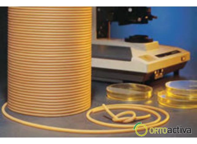 TUBO LATEX PARA LABORATORIO 7 X 10 MM (10 METROS) REF. FHN104